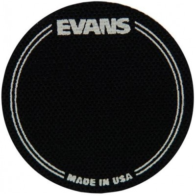EVANS EQPB1 EQ PATCH BLACK SINGLE