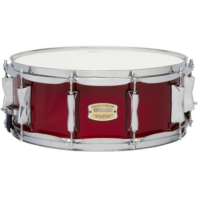 "YAMAHA SBS1455 CR STAGE CUSTOM BIRCH SNARE 14""..."