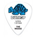 DUNLOP 424P1.0 TORTEX WEDGE 1.0