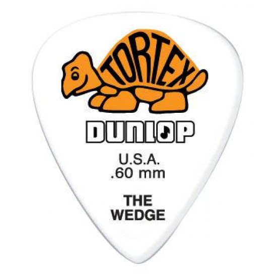 DUNLOP 424P.60 TORTEX WEDGE 0.60