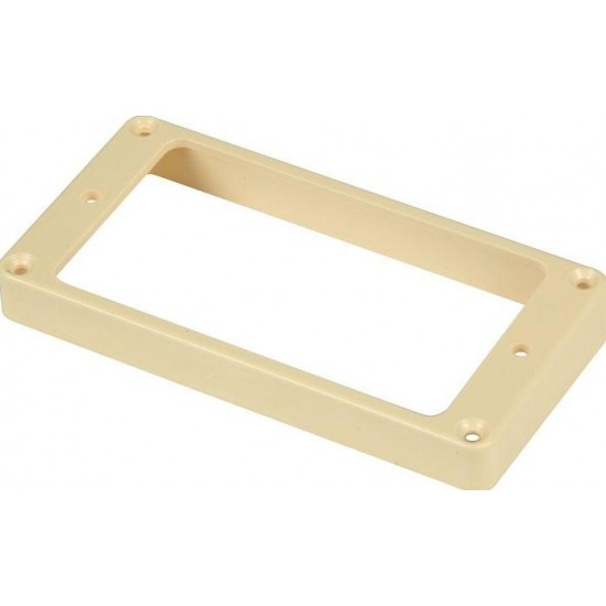 DIMARZIO DM1301 Creme MOUNTING RING BRIDGE