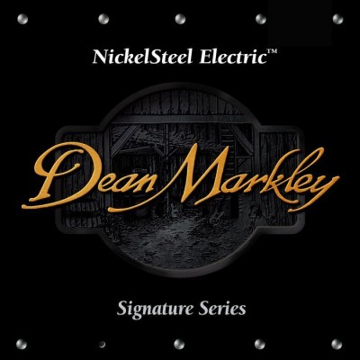 DEAN MARKLEY 1009 NickelSteel Electric 009