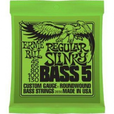 ERNIE BALL P02836 5-Str Regular