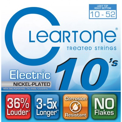 CLEARTONE 9420 ELECTRIC NICKEL-PLATED HEAVY BOTTOM...