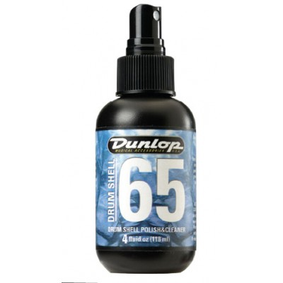DUNLOP 6444 DRUM SHELL POLISH AND CLEANER